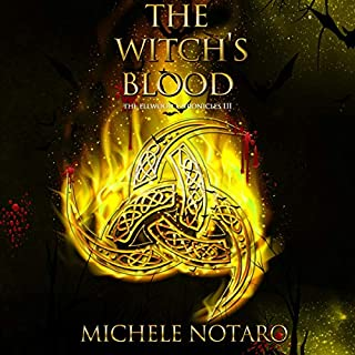 The Witch's Blood cover art