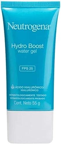 Gel Hidratante Facial Hydro Boost Water FPS 25, Neutrogena, 55g