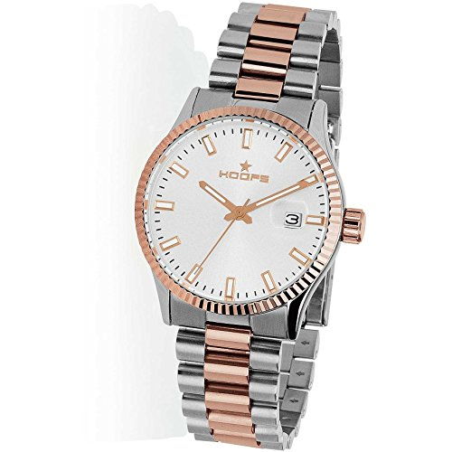 orologio solo tempo donna Hoops Luxury casual cod. 2590LSRG07
