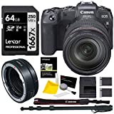 Canon EOS RP Mirrorless Camera RF 24-105 is USM Lens Bundle (3380C012)