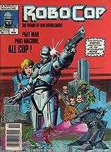 Robocop - Issue #1 (Marvel Magazine) (Volume 1)