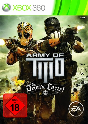 Army of Two: The Devil's Cartel - [Xbox 360]