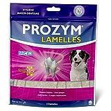 PROZYM 15 Lamelles M pour chiens - Soin dentaire à mâcher - N°1 chez les vétérinaires - Haleine fraîche - Anti-tartre -...