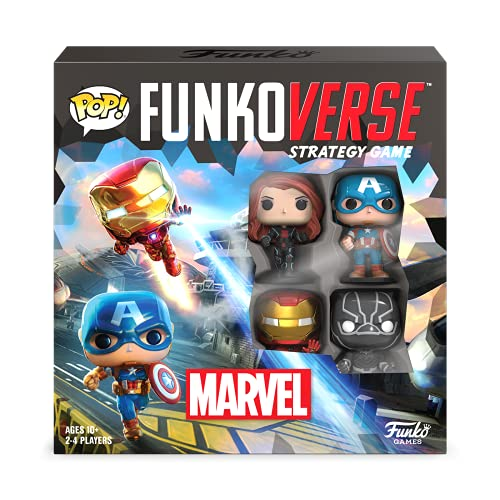 Funkoverse: Marvel 100 4-Pack