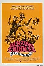 Blazing Saddles POSTER Movie (27 x 40 Inches - 69cm x 102cm) (1974) (Style E)