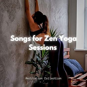 Songs for Zen Yoga Sessions