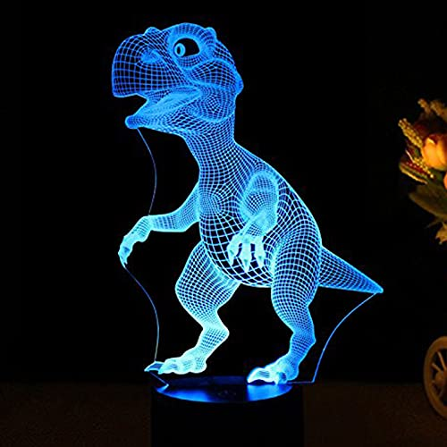 Yyhmkb Mando A Distancia Andador Lampara Conejo Aurora Lampara Con Usb Broncefuente De Venta Caliente 3D Luz Nocturna 3D