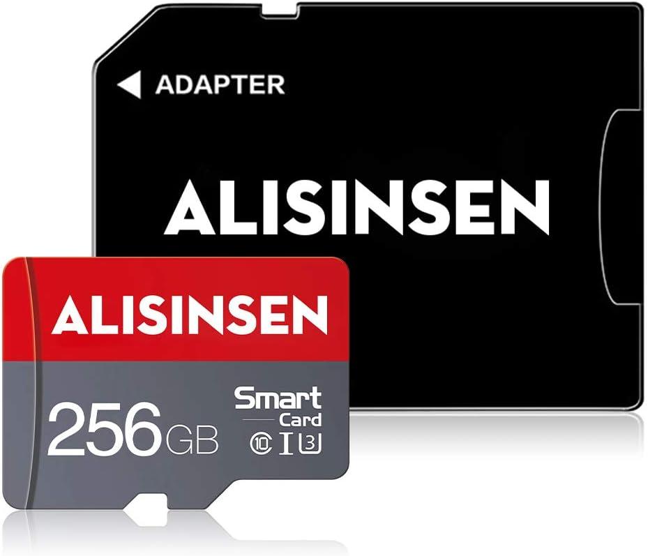 Micro SD Card 256GB SD Memory Card,256GB TF Card High Speed Class 10 256GB Micro SD Memory Card for Camera/Android Phones/Tablets(256GB)