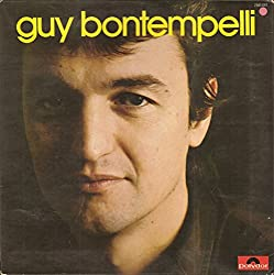 Guy bontempelli : un temps pour chaque chose - disque polydor 2393 047