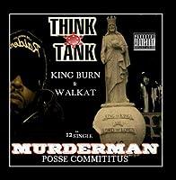 Murderman (feat. King Burn) by Walkat