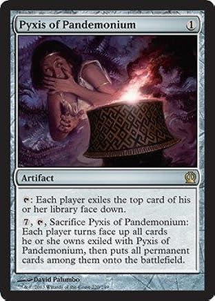 Amazon.com: Magic: the Gathering - Pyxis of Pandemonium (220 ...