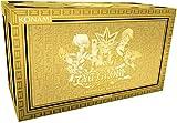 Juego de 2 cajas para juguetes de Yugioh Legendary Decks con tapa, para habitación de los niños o escritorio