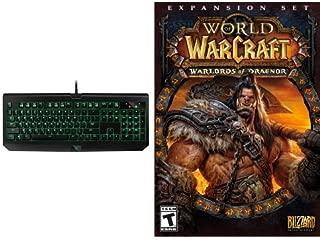 World of Warcraft: Warlords of Draenor Expansion - PC/Mac [Digital Code] and Keyboard Bundle