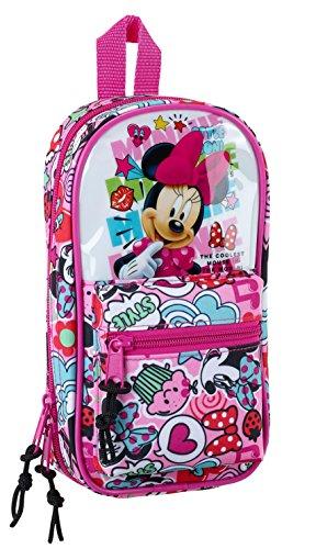 """Minnie Mouse """"Cool"""" Sac avec 4 poches (officiel)"""