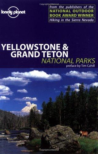 Yellowstone & Grand Teton : National Parks (en anglais)