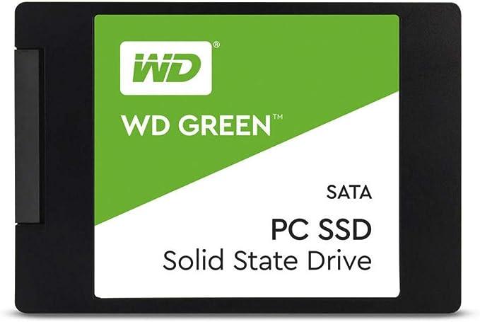 Western Digital Green 240 GB Internal SSD 2.5 Inch SATA