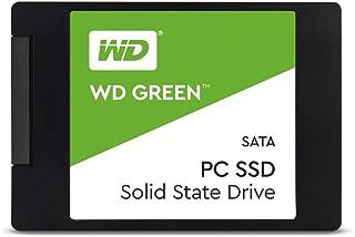 """Western Digital WDS240G2G0A Green 240GB 2.5"""" SATA SSD 545R/430W MB/s 80TBW 3D NAND 7mm 3 Years Warranty"""
