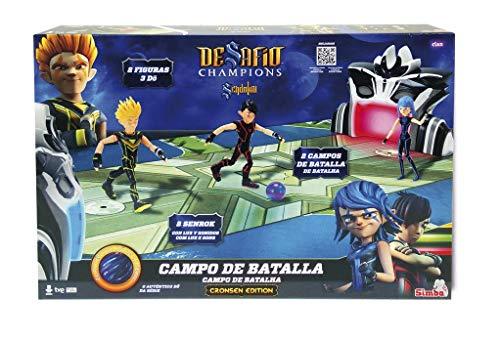 Desafío Champions Sendokai - Campo de batalla (Simba), modelos surtidos