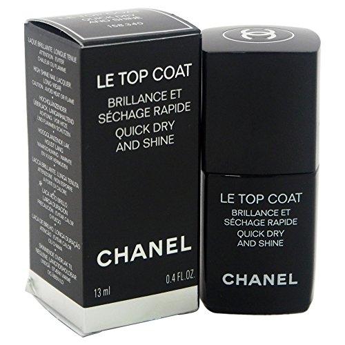 Chanel Fondotinta, Brillance Et Séchage Rapide, 13 ml, Le Top Coat