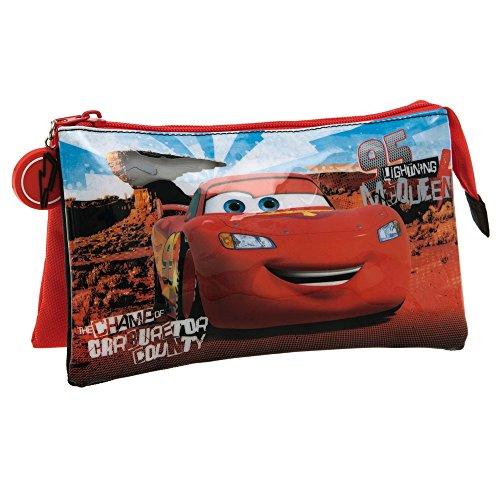 Disney Cars Vanity, 22 cm, Rouge