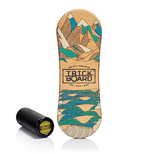 Trickboard Classic All Season Balance Board Balance Trainer