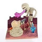 VENDISART Japón Arcade Juego Metal Slug Hostage Wendigo Metal Slug Fatty Mummy Modelo Figurita Figura Juguetes