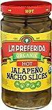 La Preferida Pepper Jalapeno Slice Hot...
