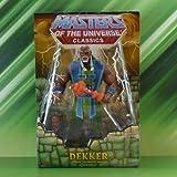 Mattel Dekker Masters of the Universe Classics MOTU