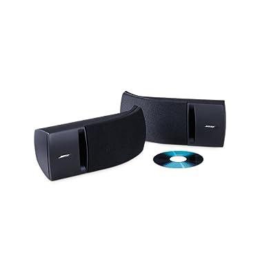 Bose 161 Speaker System (Pair, Black) - 27027