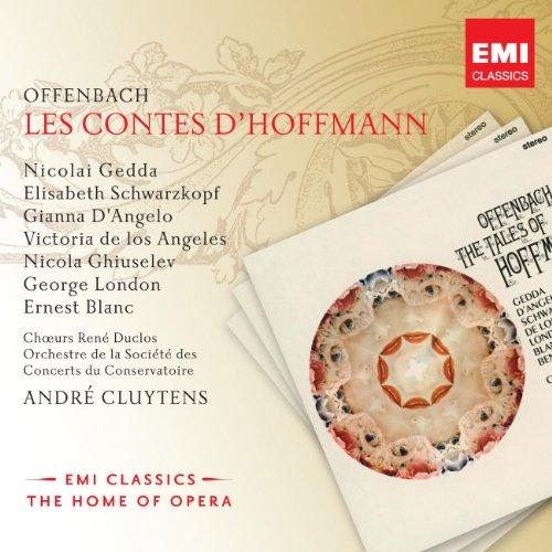 Les Contes D'Hoffmann (2003 Digital Remaster), Act I: Peuh! Cette Bière Est Détestable! (Hoffmann/Nathanaël/Hermann/Chorus/Nicklausse/Lindorf)