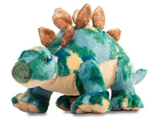Aurora Dinosaurio ESTEGOSAURIO 33CM Peluche, Color Verde (