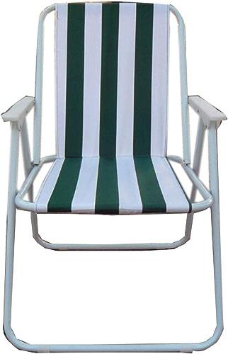 SYTPZ SMQ Chaise Pliante Chaise de Plage portable Camping Chaise de pêche Dossier Chaise de Loisirs Pliant Tabouret Chaise Pliante extérieure