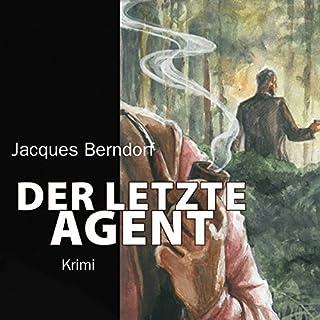 Der letzte Agent Titelbild