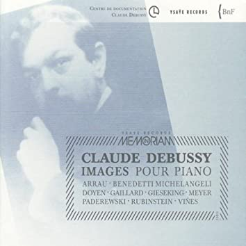 Debussy: Images pour piano