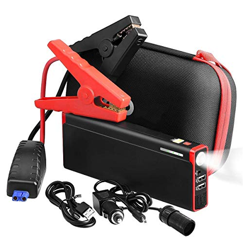 Fantastic Prices! 21000Mah Car Jump Starter 1500A Portable Auto External Battery Multi-Function Vehi...