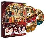 La Historia de la Iglesia Católica (3 DVDs)