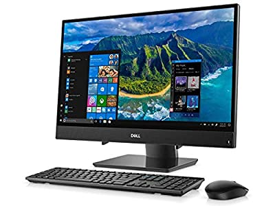 """Dell i3477 Inspiron 24, All-in-One-23.8"""", Anti-Glare - Touch, Intel i3, 8GB Memory, 1 TB SATA HDD, Intel HD Graphics 620, 3-in-1 Media Card Reader"""