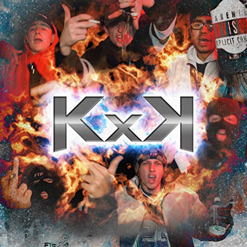 KxK (feat. Yuno, Drykz, Roxy, Paun & Yunglit) [Explicit]