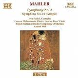 マーラー:交響曲第3番, 第10番「アダージョ」(ヴィト)