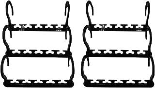 HJHY Percha Mágica Mejorada (Ligera Pero Más Fuerte), Paquete de 8 Piezas-3 Veces el Espacio del Armario para Ropa Sencilla, Sin Esfuerzo, Sin Arrugas, Ahorro de Espacio (8)