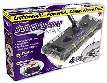 swivel sweeper touchless
