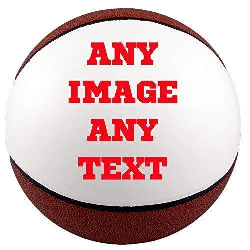 Best Buy! Personalized basketballs - Custom Photo Basketball Gift - Regulation Size Basketball - Any...