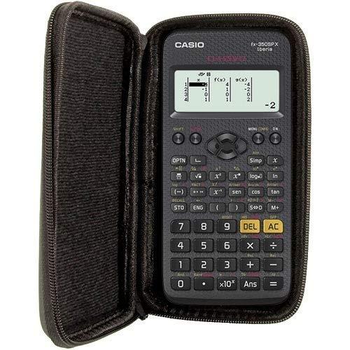 Beschermtas compatibel met rekenmachine van Casio FX-350 SP X