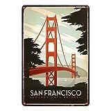 NoNo San Francisco Interessante Poster Einzigartige