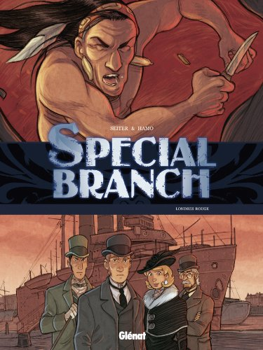 Special Branch - Tome 04 : Londres Rouge