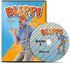 Blippi - Vol. 3 DVD - Educational Videos for Children