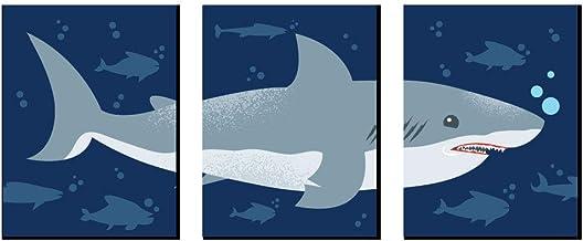 Shark Decor For Boys Room  from m.media-amazon.com
