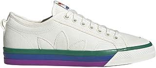 Nizza Pride Shoes Men's, White, Size 10