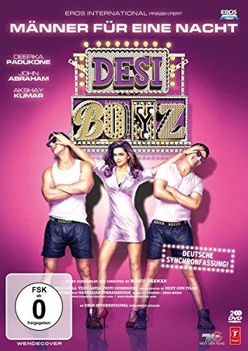 Männer für eine Nacht - Desi Boyz [2 DVDs]