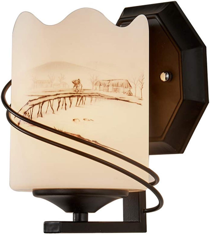 Wandleuchten Soft Light LED Einfach und robust, geeignet für den Gang im Flurgang des Hotels